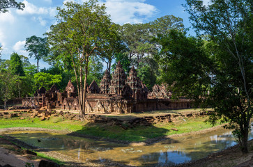 Banteay Srei or Lady Temple