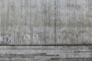 Concrete Wall Grungy Background Lines Texture