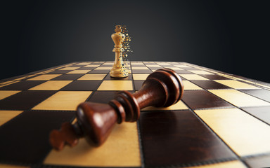 scattering chess