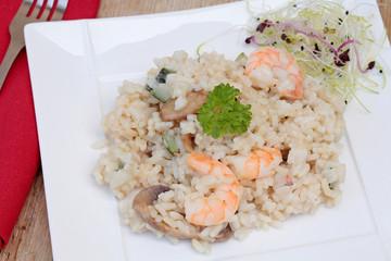 risotto aux crevettes 10052016