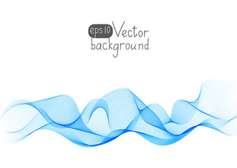 Abstract wave for Your design