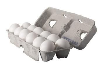 Egg Carton - Angled