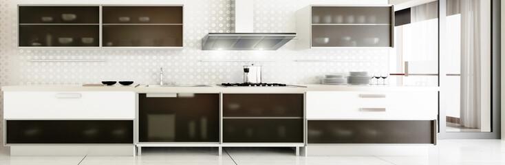 Kitchen Studio (panoramic)