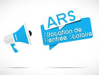 mégaphone : ARS
