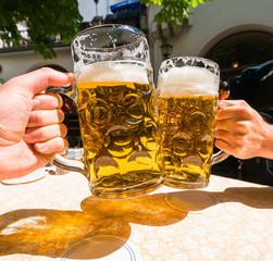 Münchener Bier | Beer in Munich