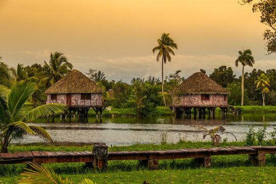 Nationalpark Cienaga de Zapata Kuba