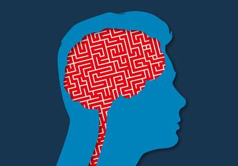 Cerveau - Labyrinthe