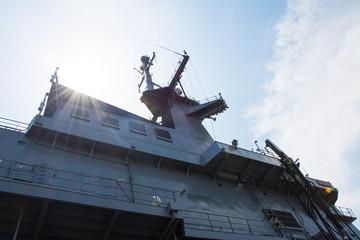 Battleship view background