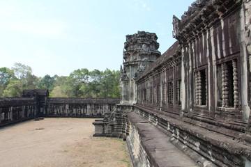 Templos Angkor. Siem Reap. Camboya.