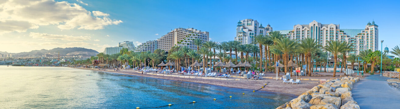The city of Eilat
