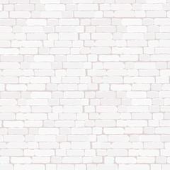 текстура белой кирпичной стены, вектор