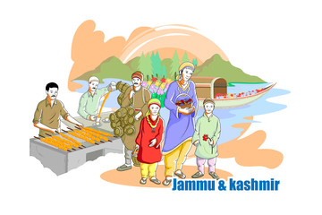 People and Culture of Jammu & Kashmir, India