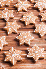The Christmas cookies