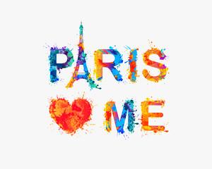 Paris loves me