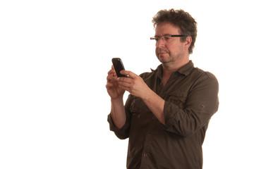 mobil telefonieren und fotografieren