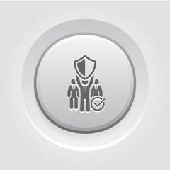 Private Security Icon