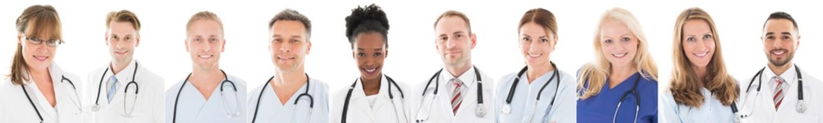 Smiling Medical Staff