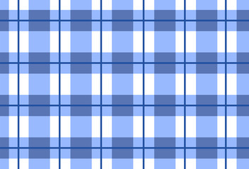 Vector seamless blue tartan ,tartan pattern