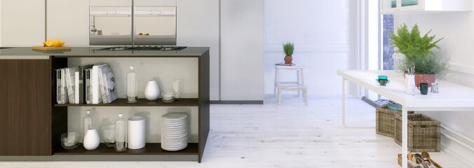 Contemporary Kitchen Project