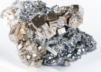 Collectible pyrrhotite specimen