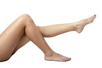 woman legs