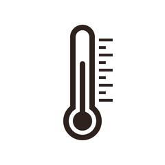 Obraz Thermometer icon - fototapety do salonu