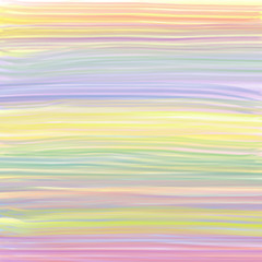 Colorful pastel color spectrum paint background lines