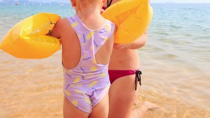 0c2f2b012 Little Girls In Bikinis photos, royalty-free images, graphics, vectors &  videos | Adobe Stock