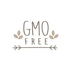 GMO Free Product Label