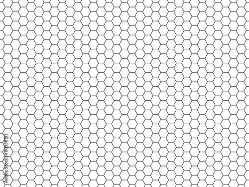 u0026quot grid seamless pattern  hexagonal cell texture  honeycomb