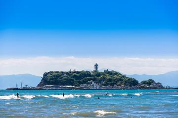 湘南海岸 江ノ島