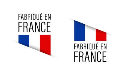 Fabriqué en France Fotobehang