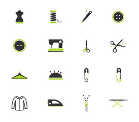 Tailoring simply icons