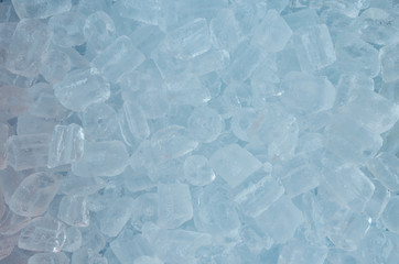 background and texture of ice