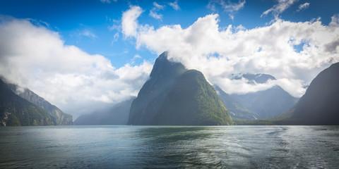 Milford Sound #1, New Zealand
