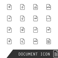 File Icons.