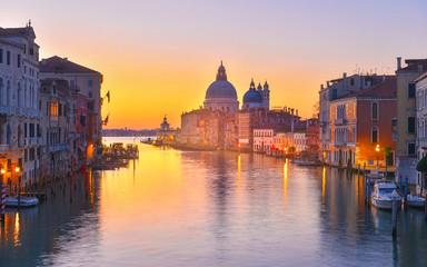 Aluminium Prints Venice Venice dawn