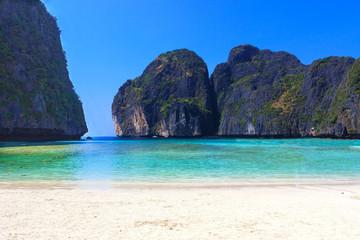 Maya lagoon in Thailand