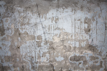 Poster de jardin Vieux mur texturé sale Rough cement wall , Patterned cement wall , Botched plaster wall , Cement wall putty,cement wall