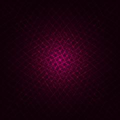 Lights strips on dark background