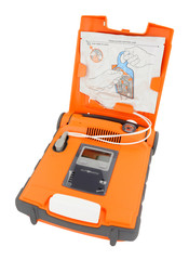 Open AED Automated External Defibrillator