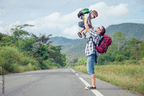 the road father son relationship essay