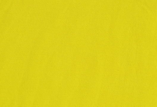yellow stretch fabric texture and background