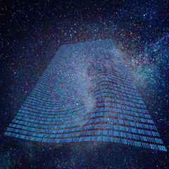 Space - Time fabric. Time Warp - Time Dilation. Quantum mechanics meets general relativity.