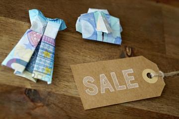 Shopping | Einkaufen | Kleidung | Geld | Label | Sale