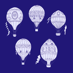 Air Balloons Backgr-16