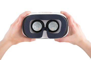 virtual vr glasses goggles headset concepts