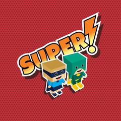 great superhero couple