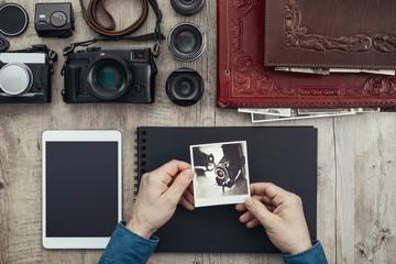 Creative photo album