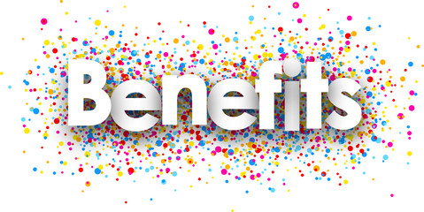 Benefits paper background.